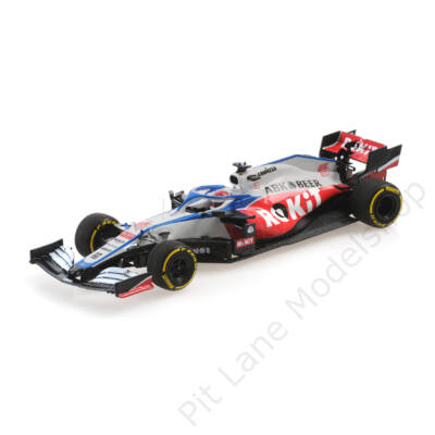 George Russell_2020_Williams_FW43
