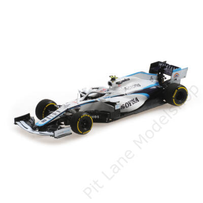 Nicholas Latifi_2020_Rokit Williams Racing_FW43