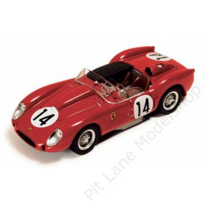 Gendebien, Hill_1958_Scuderia Ferrari_Ferrari 250 Testa Rossa