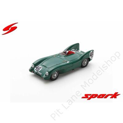 C. Chapman - R. Flockhart_1955_Lotus_IX