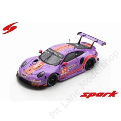 J. Bleekemolen - F. Fraga - B. Keating_2020_Team Project 1_Porsche 911 RSR
