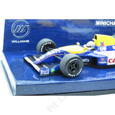 Ricardo Patrese_1991_Williams_FW14