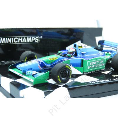 Jos Verstappen_1994_Benetton_B194