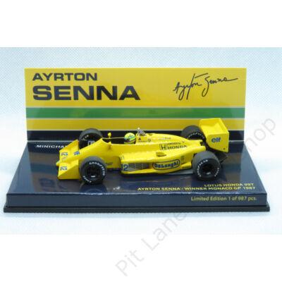 Ayrton Senna_1987_Lotus_99T