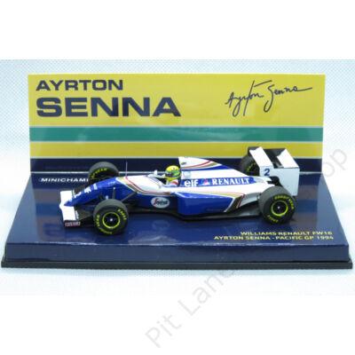 Ayrton Senna_1994_Williams_FW16