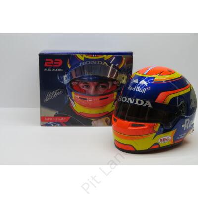 Alexander Albon_2019_Toro Rosso_