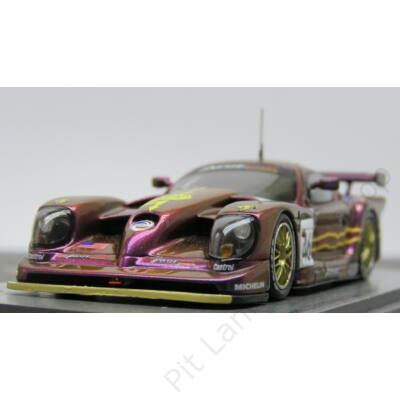 J. WEAVER - P. McCARTHY - J. O'CONNELL_1998_PANOZ_GTR-1 Q9 Hybrid