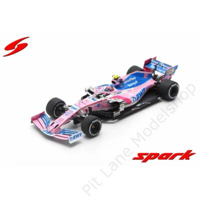 LANCE STROLL_2019_RACING POINT_RP19