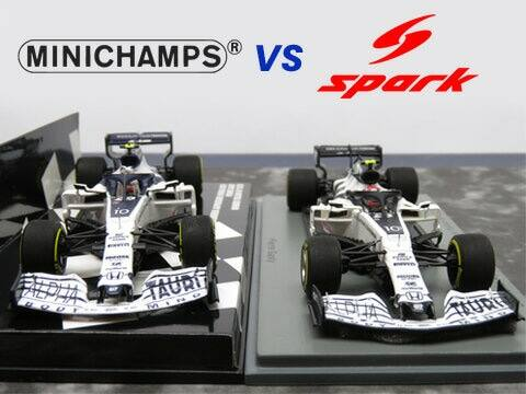 Minichamps vs. Spark?