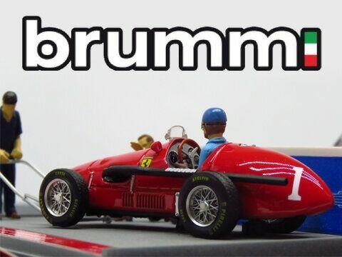 Modellautó gyártók - BRUMM