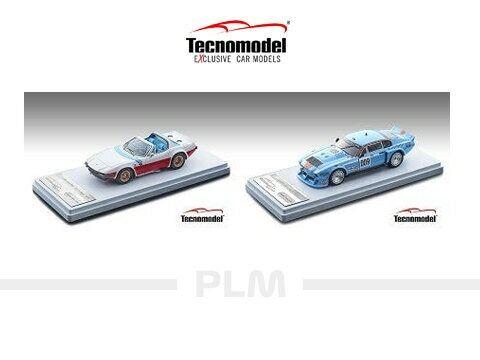 2021.10.05 - Tecnomodel News - Lotus, Ferrari, Aston Martin