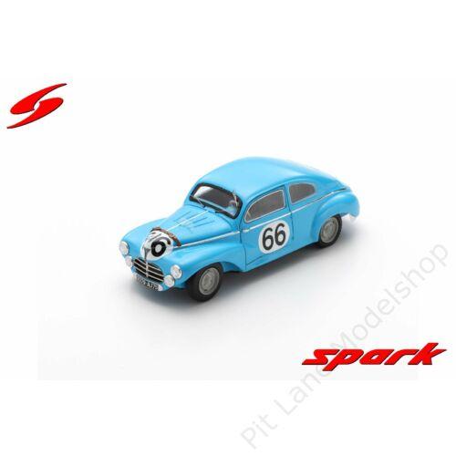 A. Constantin - M. Aunaud_1953_Alexis Constantin_Peugeot 203