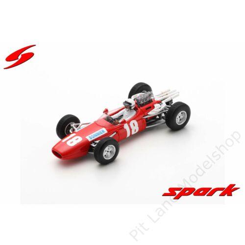 Jo Bonnier_1966_Brabham_BT7