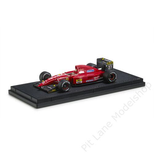 Jean Alesi_1992_Ferrari_F92A