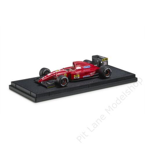 Ivan Capelli_1992_Ferrari_F92A