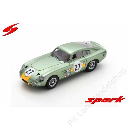B. Hetreed - C. Kerrison_1964_Dawnay Racing_Aston Martin DP214