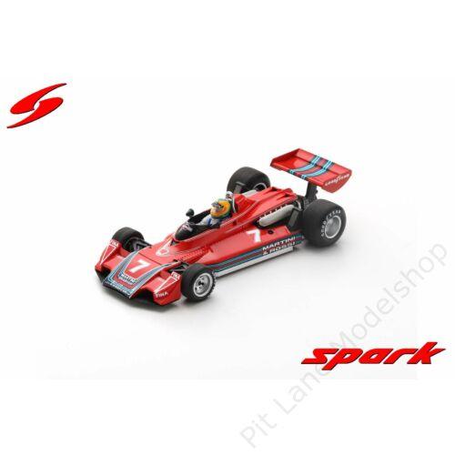 Larry Perkins_1976_Brabham_BT45