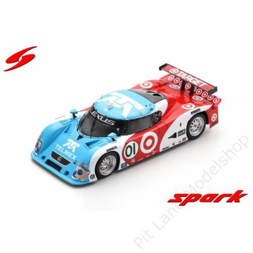 S. Pruett - M. Rojas - D. Franchitti - J. P. Montoya_2008_Chip Ganassi Racing_Riley Mk. XI