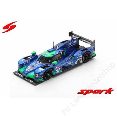 A. Belicchi - R. Lacorte - G. Sernagiotto_2020_Cetilar Racing_Dallara P217 - Gibson
