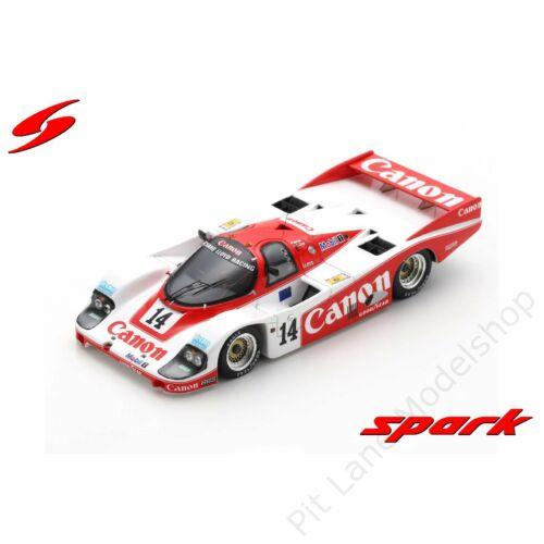 J. Palmer - J. Weaver - R. Lloyd_1985_Porsche_Porsche 956