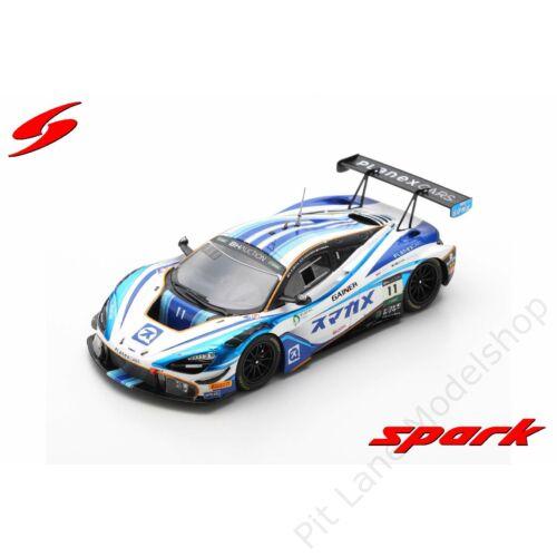 M. Hakkinen - K. Kubota - H. Ishiura_2019_Planex Smacam Racing_McLaren 720S GT3
